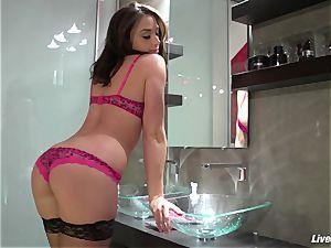 LiveGonzo Chanel Preston stunning stunner wild for ass fucking