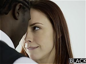 BLACKED mates Jade Nile and Chanel Preston love bbc Together