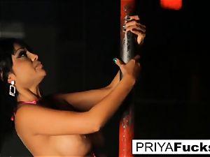 undress club performance by Indian cutie Priya Rai