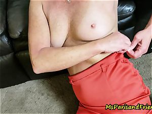 instructor Paris instructs the virgin Part 1