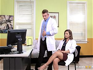 doctor Keisha Grey drills one of her ultra-kinky red-hot fucking partners