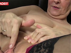 LETSDOEIT - insatiable grandma's Get Cream-pied by Neighbors