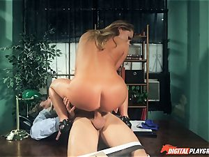 Carter Cruise torn up firm over the table
