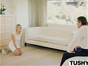 TUSHY anal invasion with my ex bf