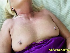 Ms Paris Rose Wants a fuckpole in Her butt