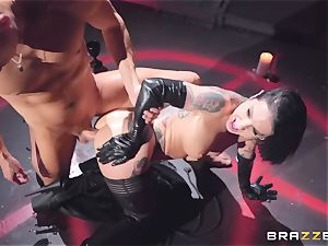 Joanna Angel torn up in many positions