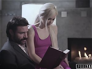 pure TABOO perv Parents boink bashful Foster daughter