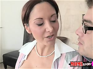 Dillion Harper - My stepmother instructs me and my boyfriend to be older