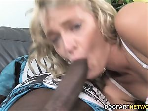 scanty daddy sees Her daughter Kensey Knox Takes big black cock