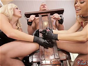 passionate Ms. Alexis Fawx dominates her fresh enslaved