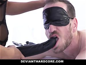 DeviantHardcore - small japanese Dom Gets Laid