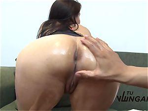 Tu Venganza - revenge nail with insatiable big-titted Latina
