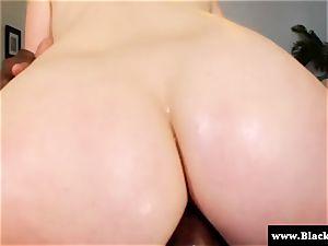 Jodi Taylor multiracial butt porking