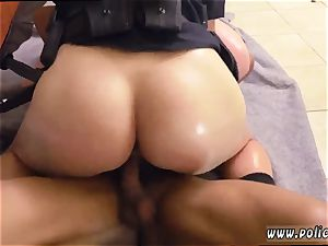 fledgling cougar ass-fuck bondage and dump hd ebony masculine squatting in home gets our mummy