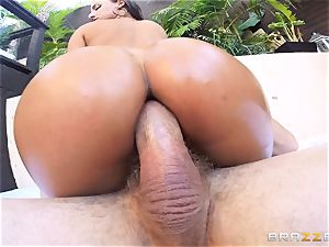 Amirah Adara getting her taut lil' booty romped