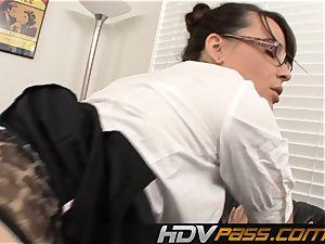 torrid instructor Dana Dearmond porked By Coworker